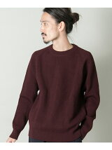 Vincent et Mireille CREW NECK SWEATER