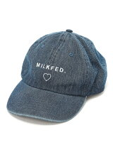LINEHEART 6PANEL CAP
