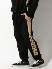 Calvin Klein Underwear 【カルバン クライン アンダーウェア】 メンズ ジョガー パンツ カルバン・クライン パンツ/ジーンズ パンツその他 ブラック グレー【送料無料】