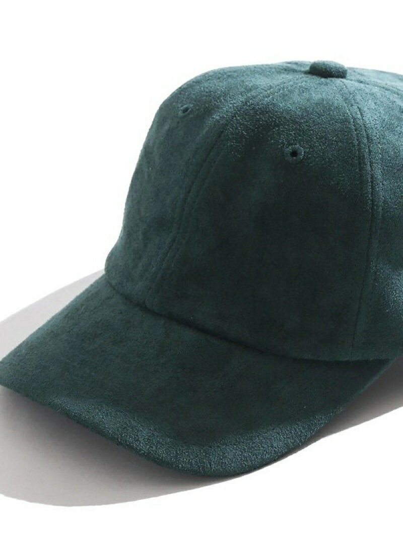 BROWNY/(L)Fスエードlow cap ウィゴー