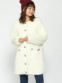 【SALE/50%OFF】ROXY (W)MATE COAT ロキシー コート/ジャケット コート/ジャケットその他 ブラック【送料無料】