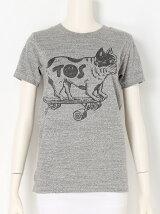 TES×JACKSON MATISSE Dog Tee Tシャツ