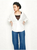 VOLUME SLEEVE BELTED SH