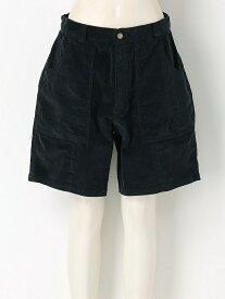 【SALE/40%OFF】Stretch Sulfide Dyed Corduroy Shorts トーキング アバウト ジ アブストラクション パンツ/ジーンズ【RBA_S】【RBA_E】【送料無料】
