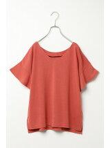 (L)フレアソデ2wayTシャツ