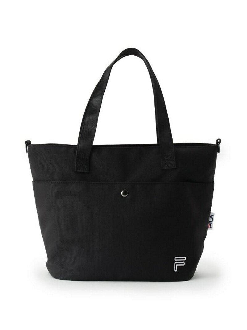 SHOO・LA・RUE/DRESKIP 【FILA】フロントポケットトートバッグ シューラルー バッグ