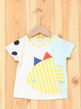 おさかなTシャツ/キッズ/夏