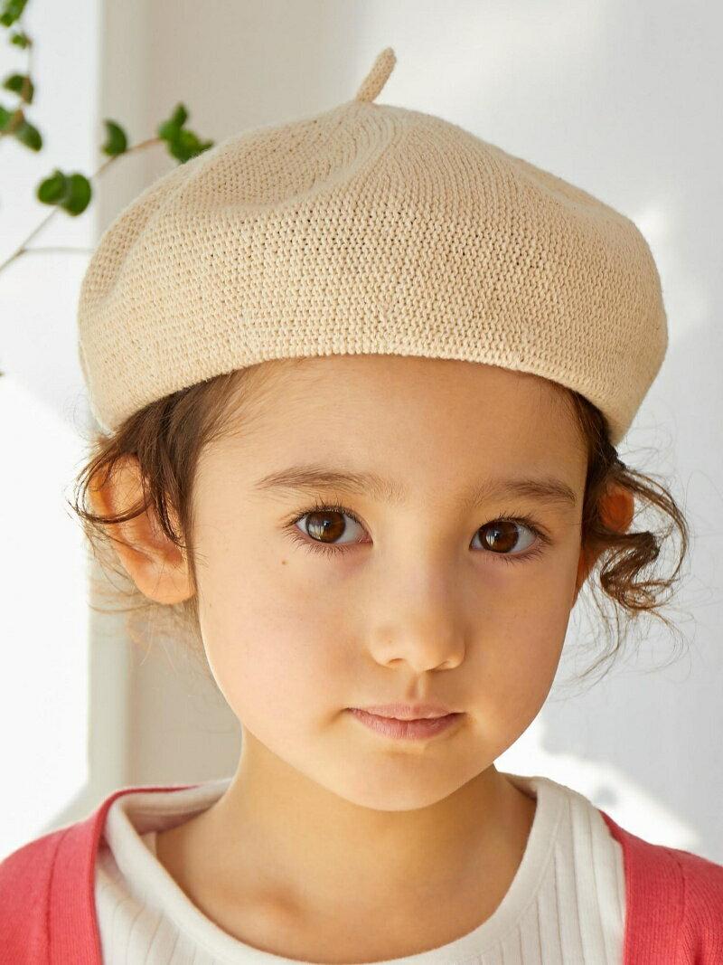 GLR ベレー帽 ユナイテッドアローズ グリーンレーベルリラクシング 帽子/ヘア小物