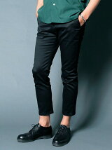 WEST POINT STRETCH CHINO CROPPED PANTS