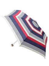 マルチボーダーミニ折り畳み傘(晴雨兼用)
