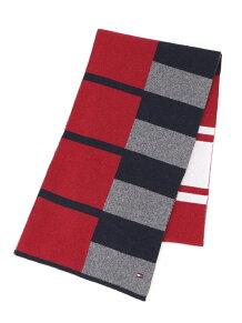 (M)ウール/カシミヤブレンドスカーフ
