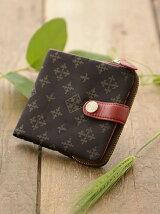 ソフトレザー折財布(soeru)