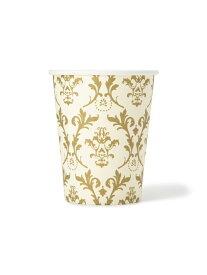 【SALE/39%OFF】Francfranc ペーパーカップ (8個セット) フランフラン 生活雑貨 キッチン/ダイニング ゴールド シルバー ピンク