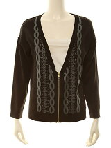 GRUNDY KNIT CARDIGAN