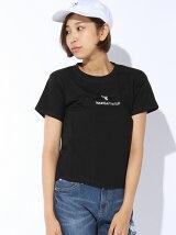 サボテン刺繍ロゴTシャツ