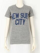 Sandie.×JM NICE NEW SURF CITY  Tシャツ