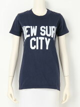 Sandie.×JM NICE NEW SURF CITY  Tシャツ