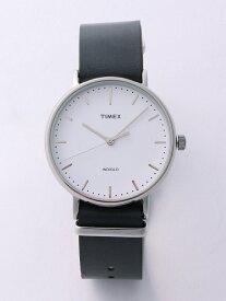 【SALE/20%OFF】TIMEX TIMEX/(M)フェアフィールド 41mm ライフスタイルステーション ファッショングッズ 腕時計 ホワイト【送料無料】