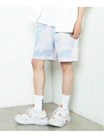 【SALE/50%OFF】WEGO WEGO/(M)DADショーツ ウィゴー パンツ/ジーンズ ショートパンツ ネイビー ブラック ベージュ ホワイト イエロー ブルー