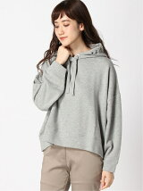 To b. by agnes b. /(W)WL96 HOODIE ロゴパーカー