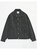 BIG CORDUROY JACKET