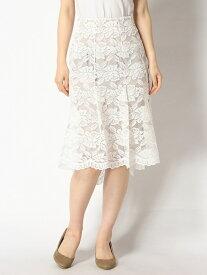 【SALE/30%OFF】Million Carats レースマーメイドスカート[DRESS/ドレス] ミリオンカラッツ スカート【RBA_S】【RBA_E】【送料無料】