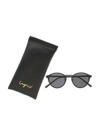 Ungrid メタルブリッジサングラス アングリッド ファッショングッズ サングラス ブラック