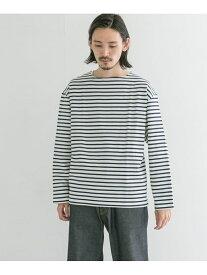 URBAN RESEARCH バスクシャツ アーバンリサーチ カットソー Tシャツ ホワイト ブラック グレー グリーン【送料無料】