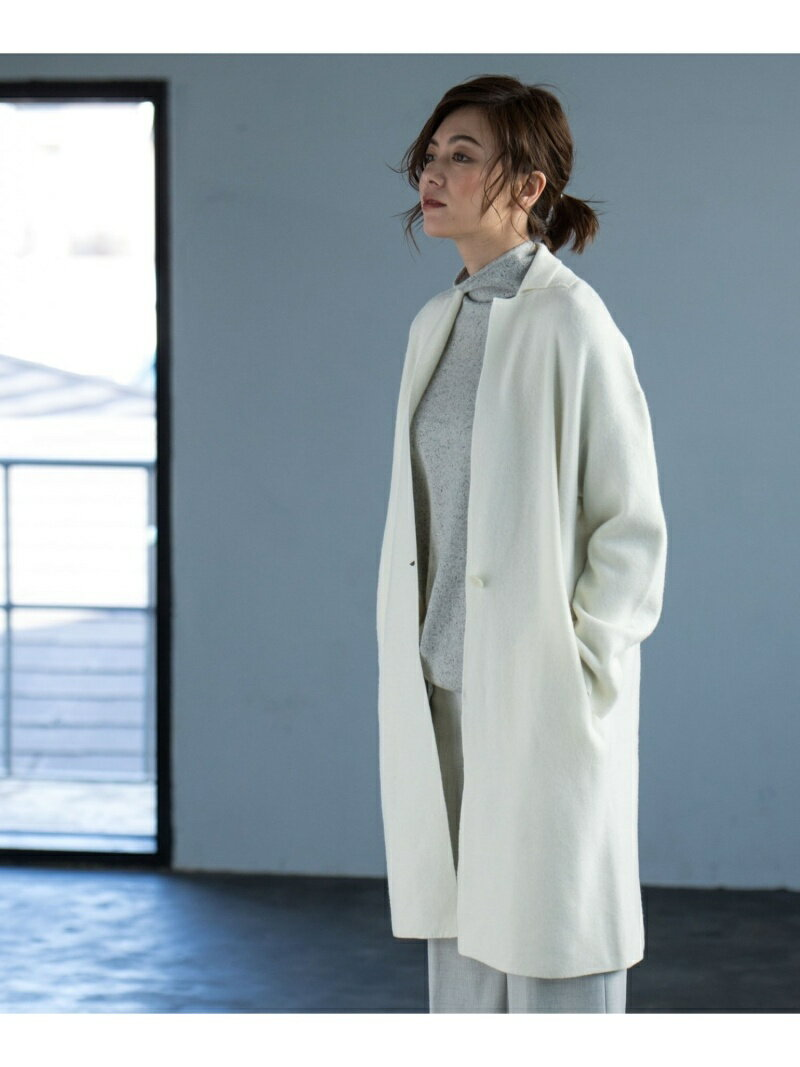 【SALE/50%OFF】ICB Wool Stretch ニットコーディガン アイシービー コート/ジャケット【RBA_S】【RBA_E】【送料無料】
