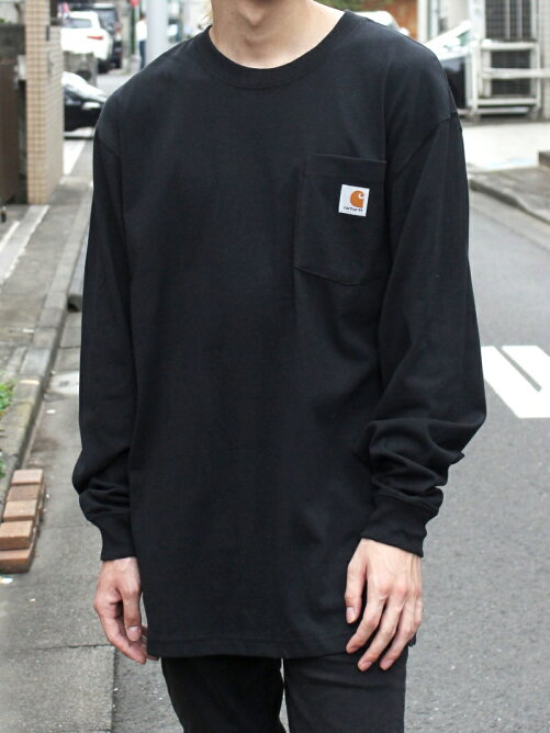 carhartt/(M)M Workwear Pocket LS