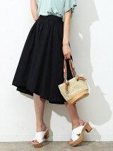 【sweet6月号掲載】フィッシュテールギャザースカート