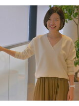 Wool Stretch ニット