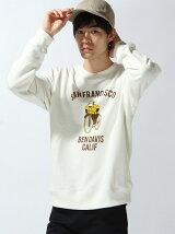 (M)BEN DAVIS white label/BICYCLE SWEAT