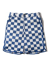 Subciety/(M)CHECKER BASKET SHORTS