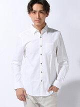 綿麻ストレッチパナマシャツ