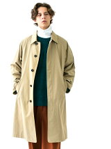 <monkey time> TC/NY WETHER SOUTIEN COLLAR COAT/ステンカラ―コート