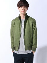 (M)ZIP FIVE DS∴LEATHER JACKET