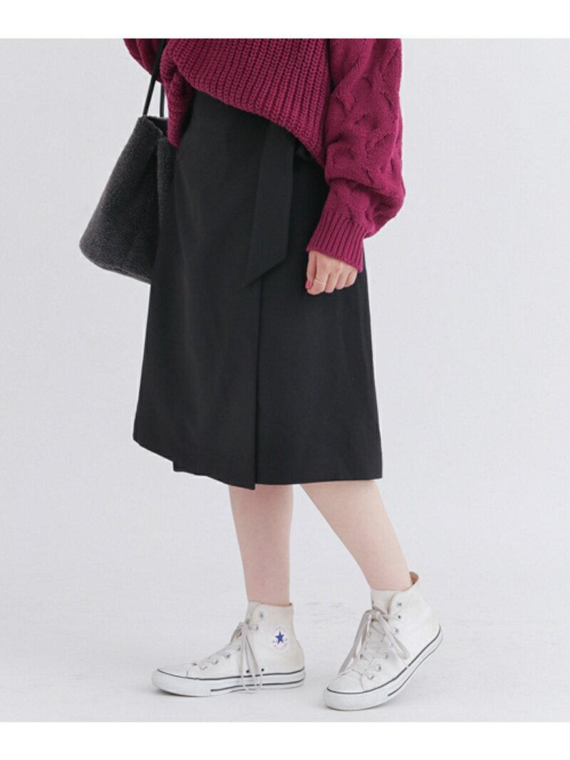 【SALE/60%OFF】Sonny Label サイドリボンIラインスカート サニーレーベル スカート【RBA_S】【RBA_E】