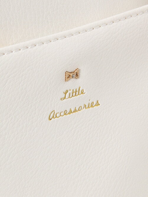 (W)LITTLE ACCESSORIES/ 2WAYバッグ