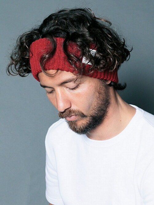 KNIT RIB HAIR BAND