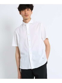 【SALE/40%OFF】TAKEO KIKUCHI 【GUYROVER】ギローバー別注フルオープンポロシャツ タケオキクチ カットソー ポロシャツ ホワイト ブルー ネイビー【送料無料】