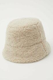 SLY FLUFFY ハット スライ 帽子/ヘア小物 帽子その他 ホワイト ブラック【送料無料】
