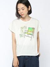 デレクターズチェアプリントTシャツ