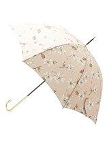 フラワー長傘(晴雨兼用)