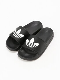 adidas Originals (U)ADILETTE LITE アディダス シューズ サンダル/ミュール ブラック ホワイト