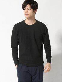 【SALE/58%OFF】BANANA REPUBLIC (M)コアテンプ ワッフルニットtシャツ バナナ・リパブリック カットソー Tシャツ ブラック ブラウン グリーン グレー ネイビー ホワイト