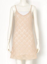 LILY LACE Camisole Dress