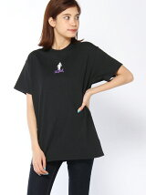 X-girl × GIRL SKATEBOARDS S/S MENS TEE