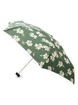 フラワー折り畳み傘(晴雨兼用)