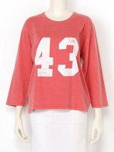ヴィンテージナンバー 7分袖Tシャツ